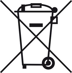 Mülltonne-Symbol