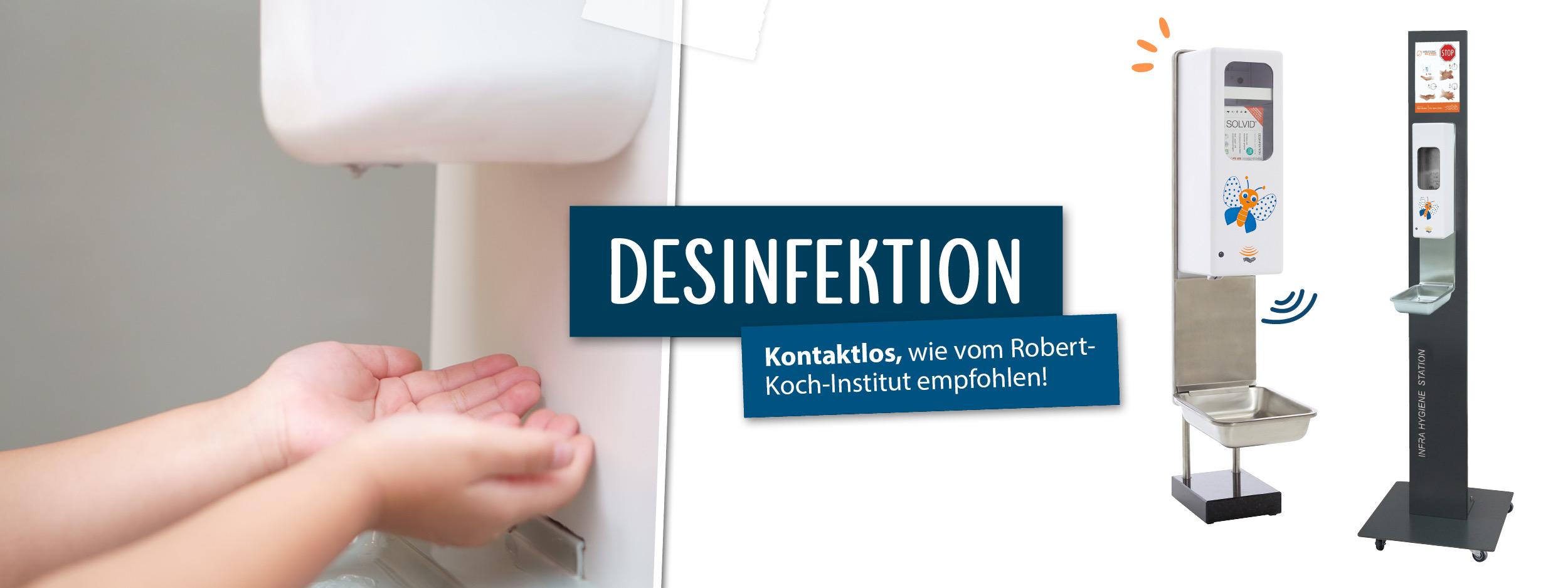 AUREDNIK - Hygiene & Desinfektion